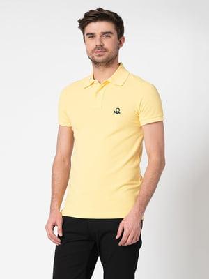 Футболка желтая | 5320973