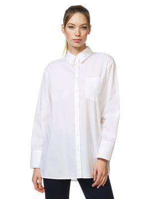 Рубашка белая | 5321121