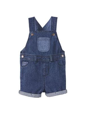 Комбінезон джинсовий синій | 5321236