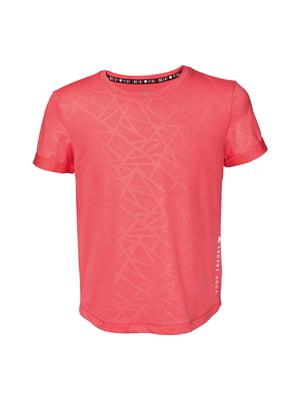 Футболка рожева | 5321252