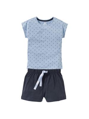 Піжама: футболка і шорти | 5321369