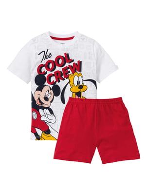 Піжама: футболка і шорти | 5321391