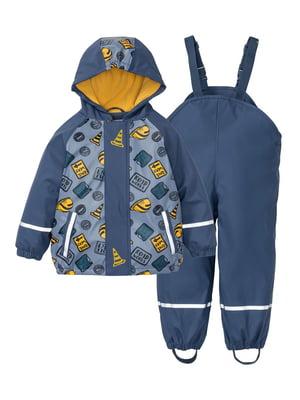 Костюм: куртка и комбинезон   5321411
