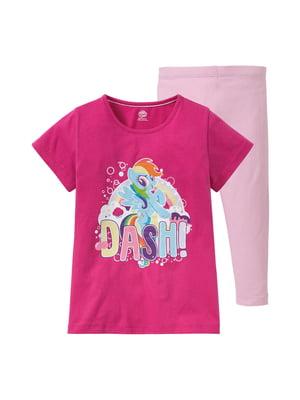 Піжама: футболка і штани   5321425