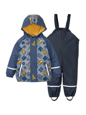 Костюм: куртка и комбинезон   5321427