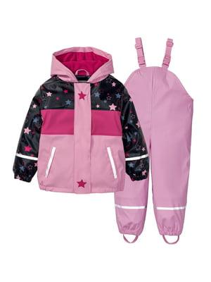 Костюм: куртка і комбінезон | 5321442