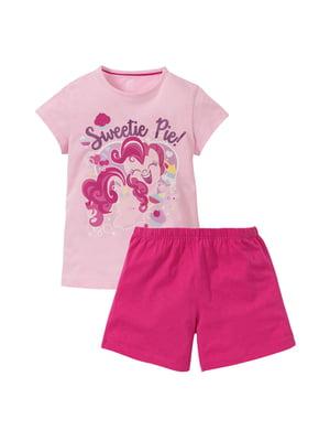 Піжама: футболка і шорти   5321472