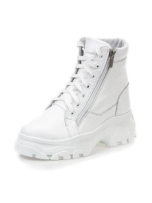Ботинки белые | 5321475