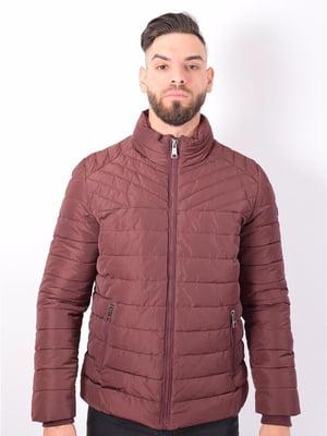 Куртка бордова | 5263816