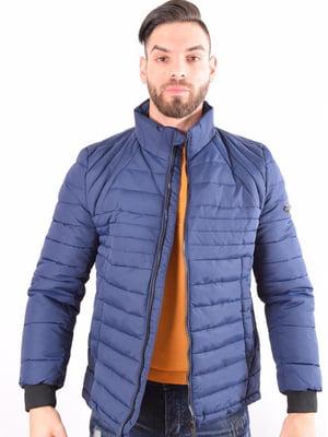 Куртка синя | 5263731
