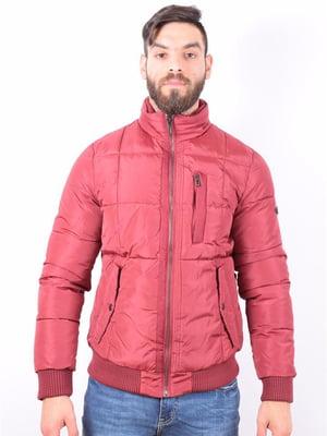 Куртка червона | 5263795