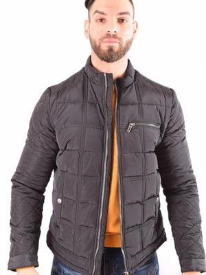 Куртка чорна | 5263824