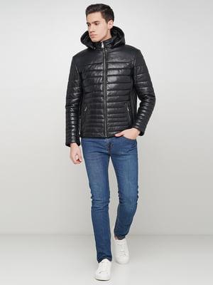 Куртка чорна | 5321867