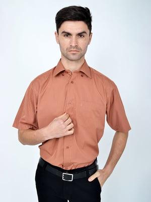Рубашка коричневая | 5322424