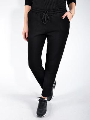Штани чорні спортивні | 5322515