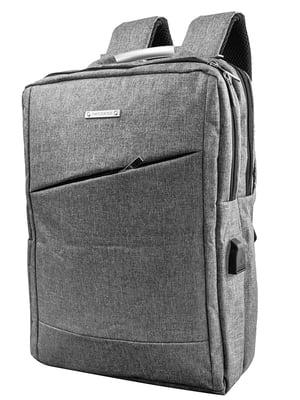 Рюкзак сірий | 5322661