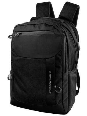 Рюкзак чорний   5322664