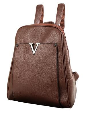 Рюкзак коричневий | 5322674