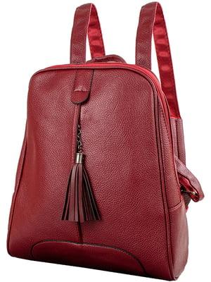 Рюкзак красный | 5322687