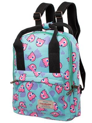 Рюкзак с принтом | 5322689