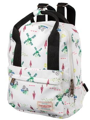 Рюкзак з принтом | 5322690