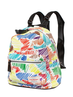 Рюкзак з принтом | 5322696