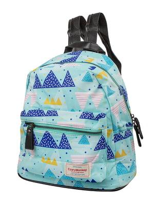 Рюкзак з принтом | 5322698