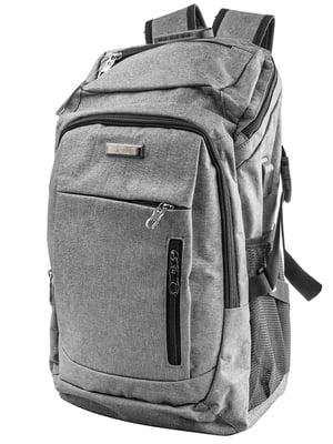 Рюкзак сірий | 5322709