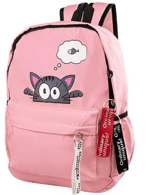 Рюкзак светло-розовый | 5322729