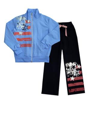 Комплект: кофта и брюки | 5316637