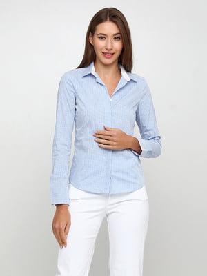 Рубашка в полоску | 5323855