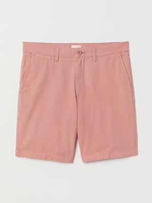 Шорты коралловые джинсовые | 5323983