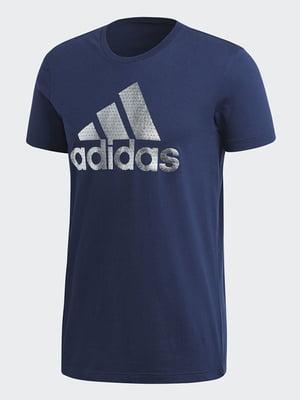 Футболка синяя   5308822
