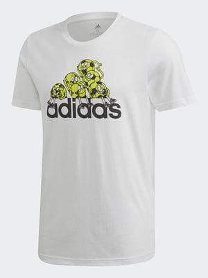 Футболка белая   5308799