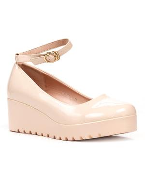 Туфли бежевые | 5324270