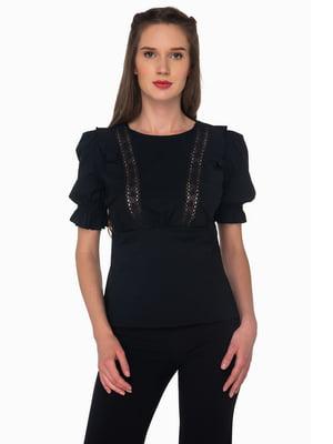 Блуза чорна   5324728