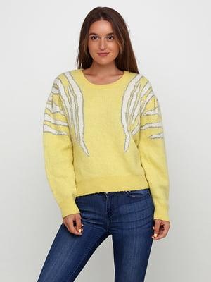 Джемпер жовтий | 5325216