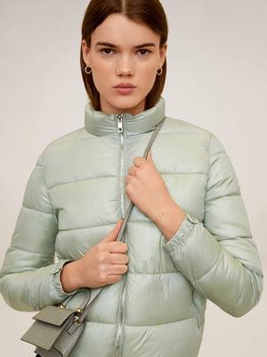 Куртка світло-зелена | 5322892