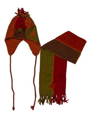 Комплект: шапка і шарф   5323216