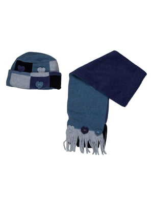 Комплект: шапка і шарф   5323215