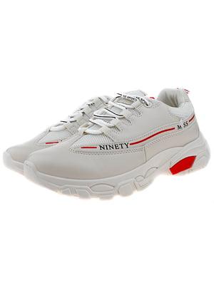 Кросівки бежеві | 5321897