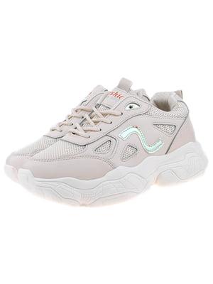 Кросівки бежеві | 5321906