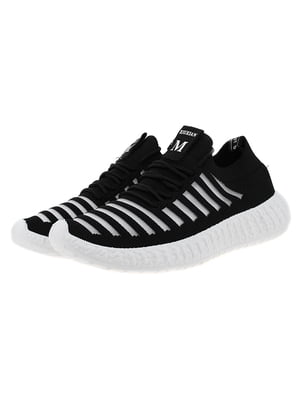 Кроссовки черно-белые | 5321908