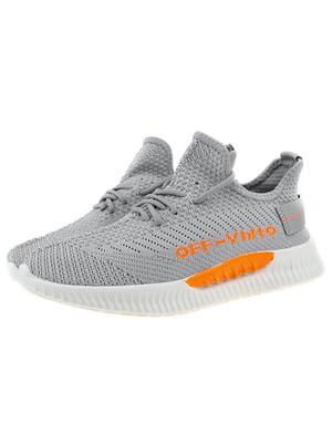 Кросівки сірі | 5321918