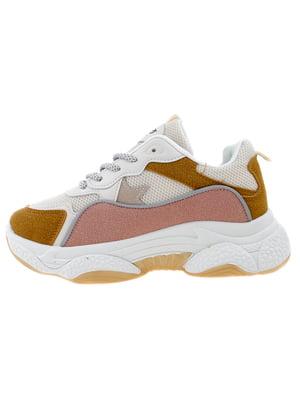 Кросівки бежеві | 5321930