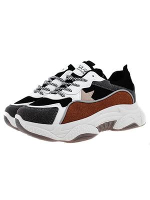 Кросівки чорні | 5321980