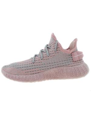 Кросівки рожево-сірі | 5325868