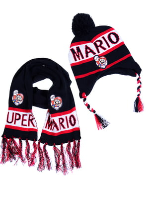 Комплект: шапка и шарф | 5325877