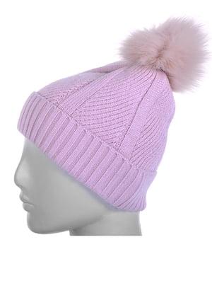 Шапка рожева | 5325902