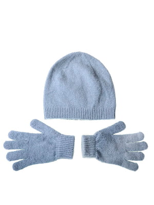 Комплект: шапка и перчатки | 5325926